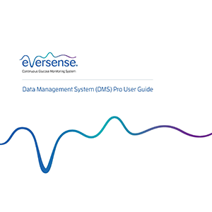 Eversense DMS Pro User Guide - British English, UAE