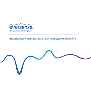 Eversense DMS Pro User Guide - Norwegian